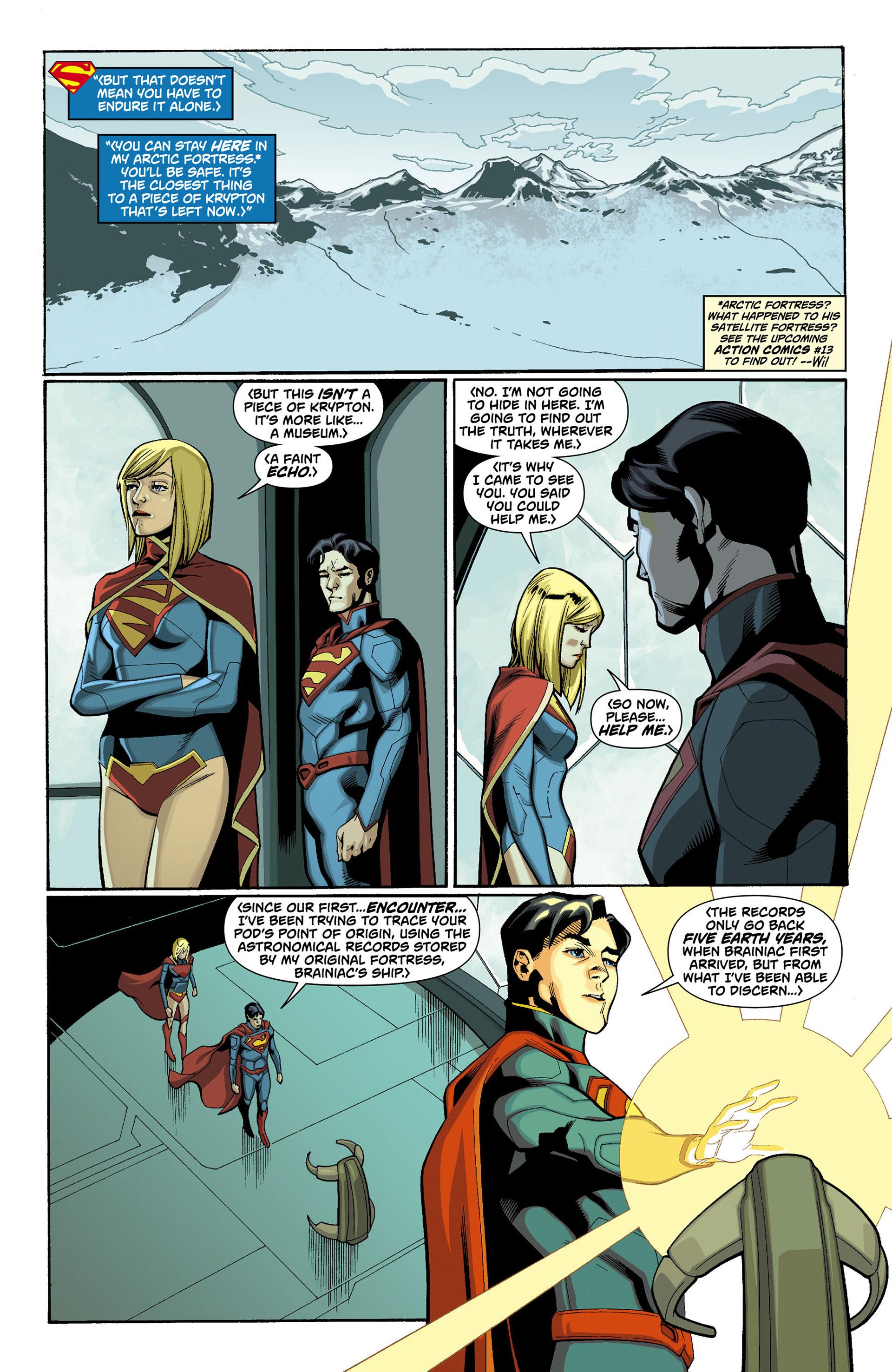 Supergirl (2011) Issue #12 #14 - English 4