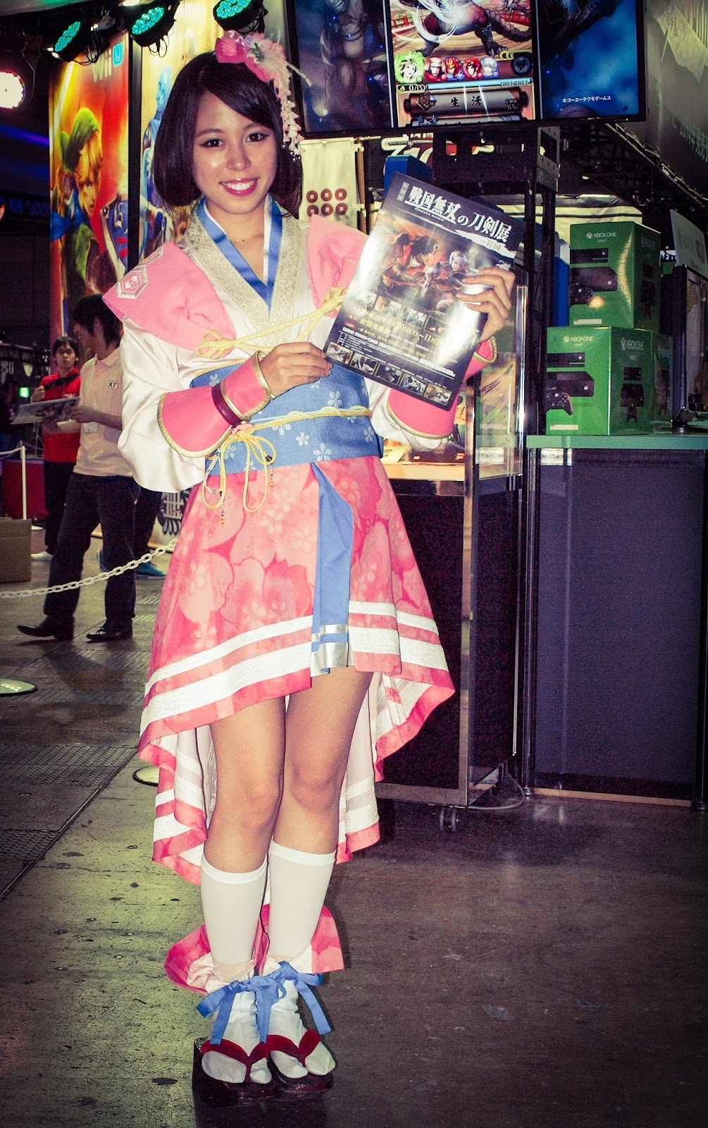 Lady Oichi cosplay