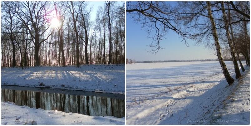 a winter day full of snow // funkelperlen.blogspot.de