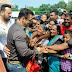 Bollywood star Salman Khan and Presidential election in Sri Lanka