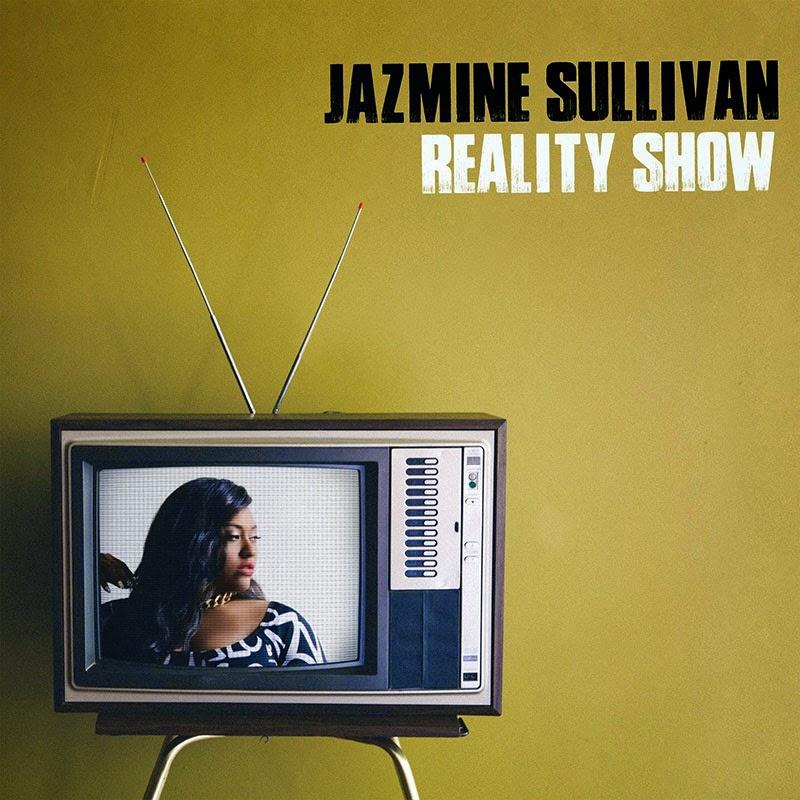 Reality Show de Jazmine Sullivan - Gostei da Capa #1
