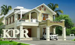 Tips Kredit Rumah Murah & Aman (KPR-PNS DP 1%)