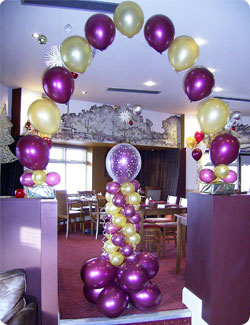 Balloon Decoration6