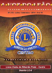 A VOZ DO LEÃO -  OUTUBRO/2014