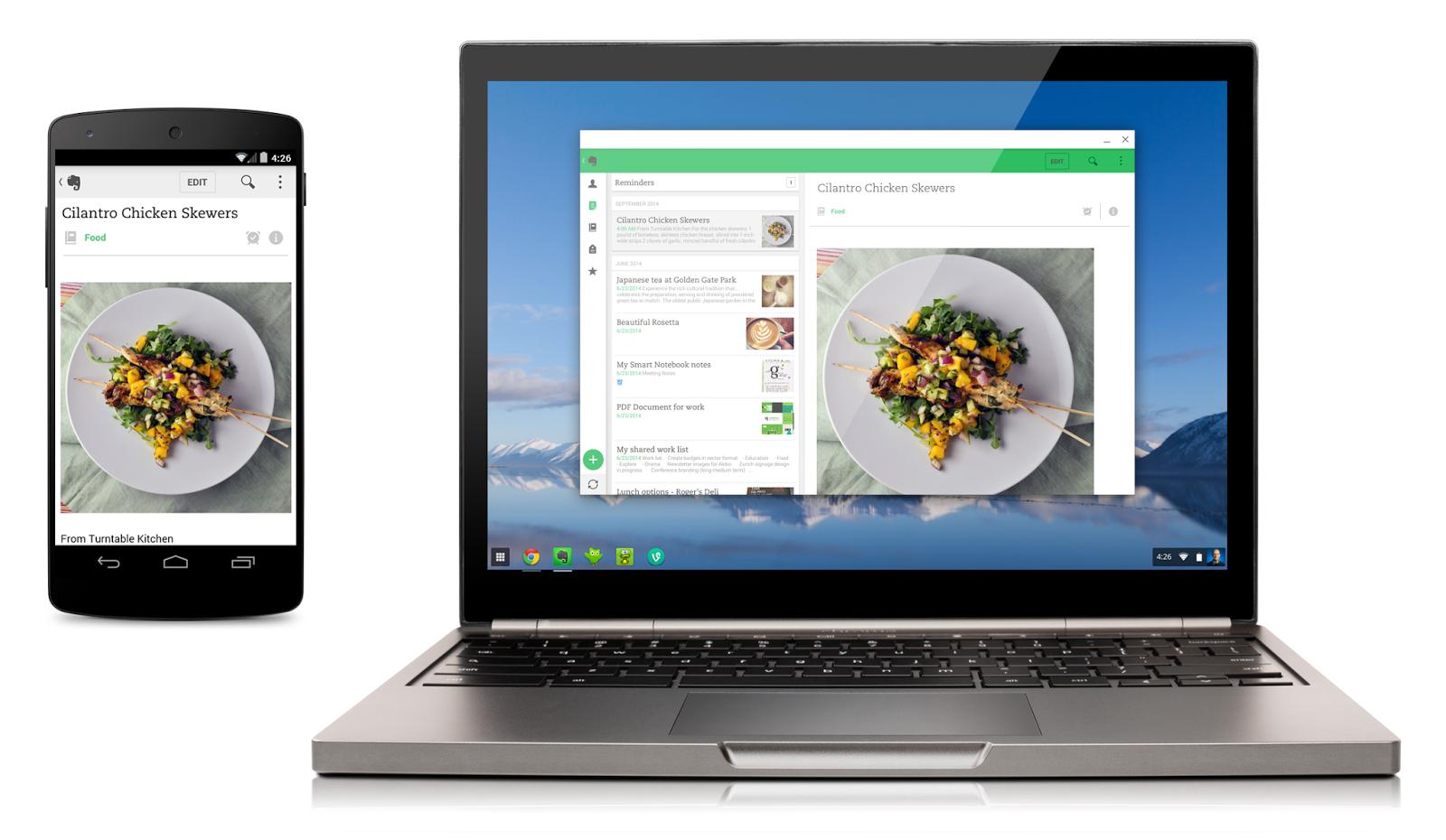 Notícia - Apps Android no seu Google Chrome