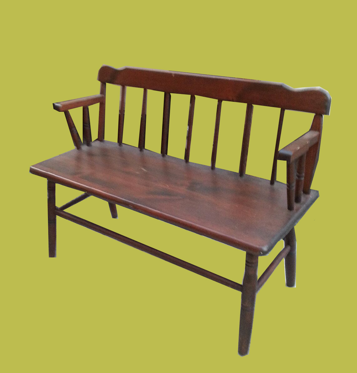 Uhuru Furniture Collectibles Shaker Style Bench Sold