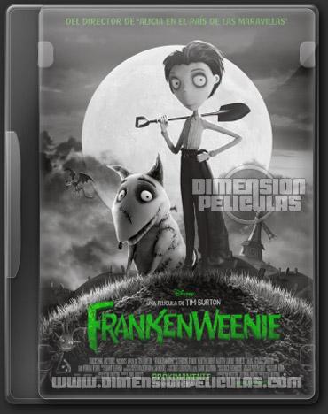 Frankenweenie (BRRip HD Español Latino) (2012)