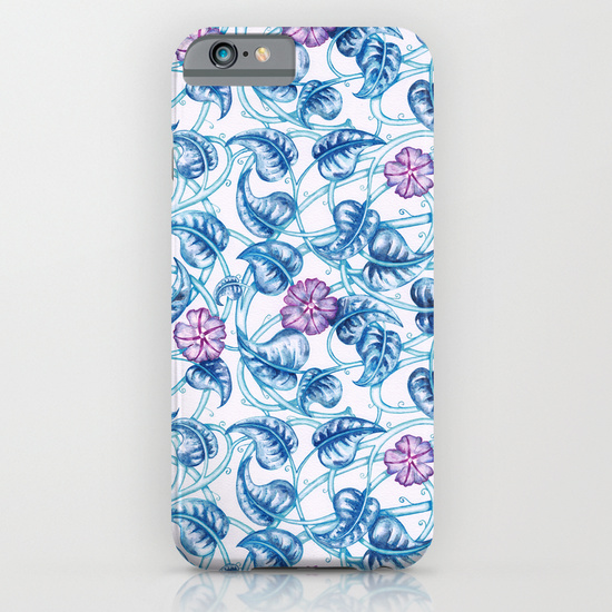 Floral_Pattern_Iphone Case