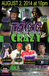 Bigg and Crazy Comedy Show