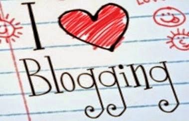 kenapa saya suka tulis BLOG