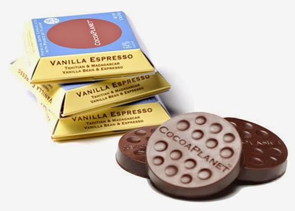 CocoaPlanet Vanilla Espresso