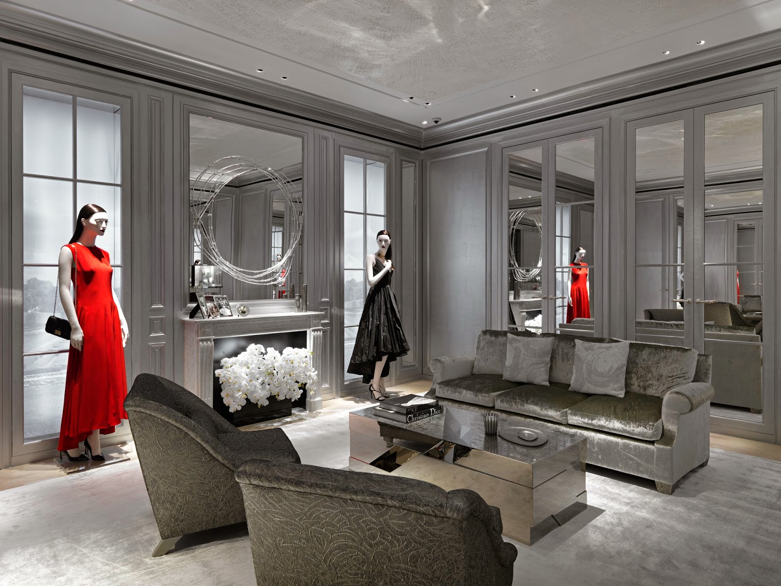 Dior stores page 2 skyscrapercity for Modern home decor boutiques