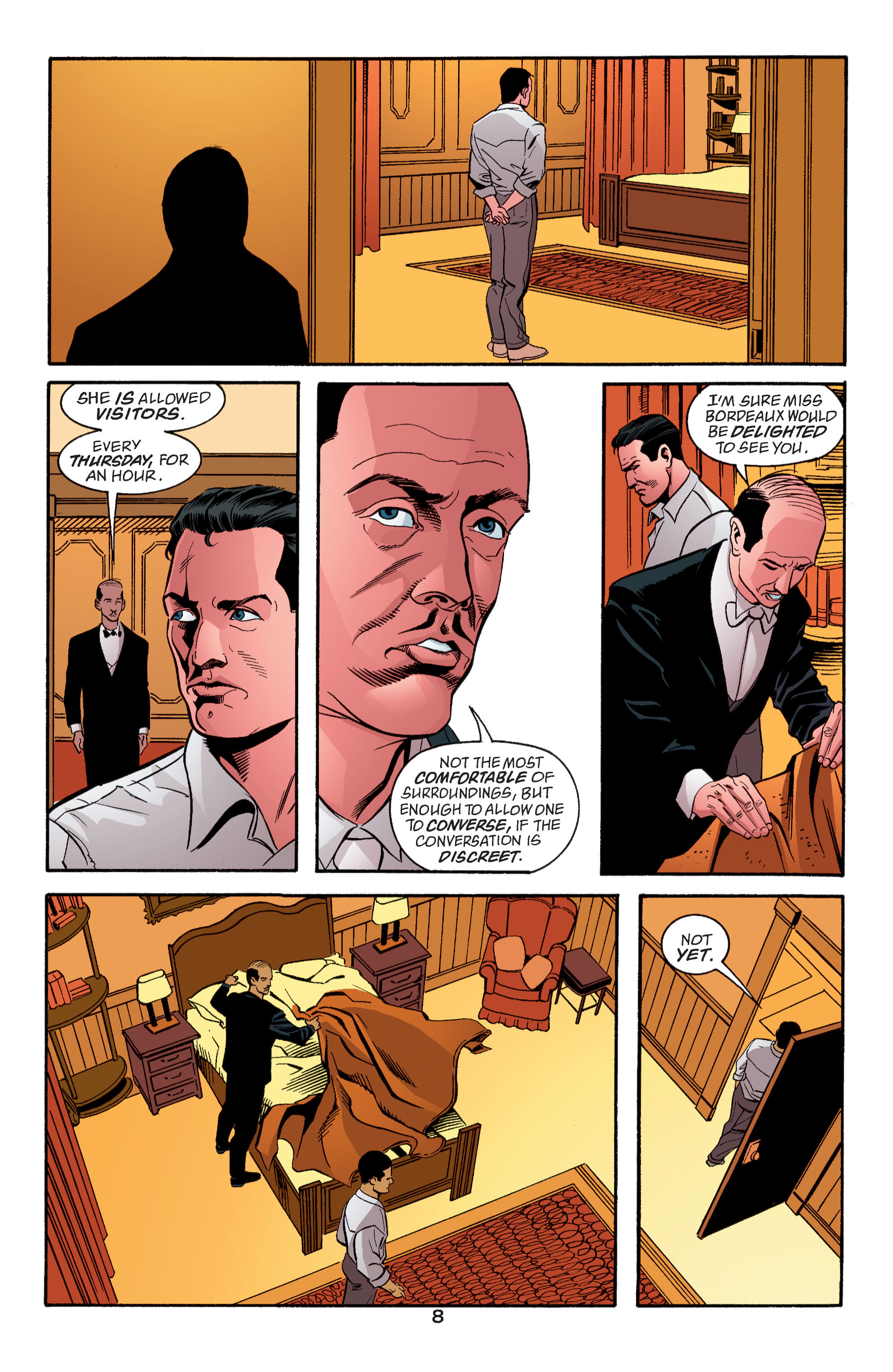 Detective Comics (1937) Issue #773 Page 8