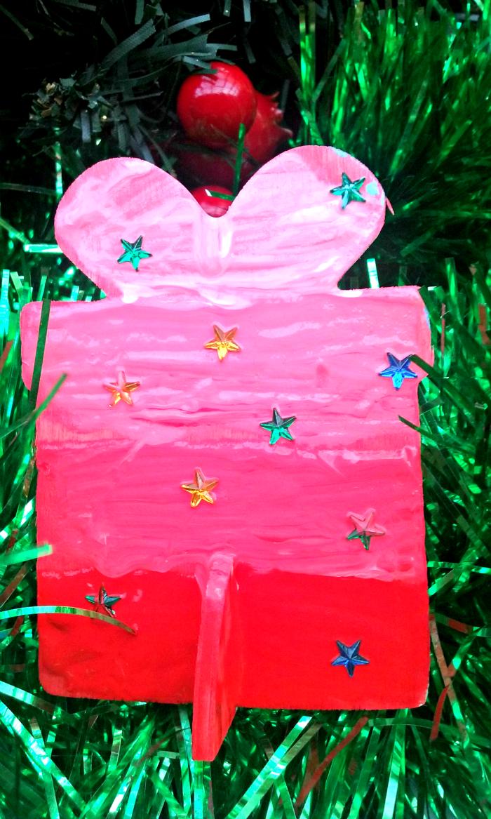montessori inspired handmade ornaments for kids montessori nature