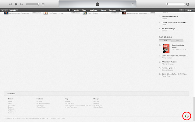 iTunes Radio Step 2