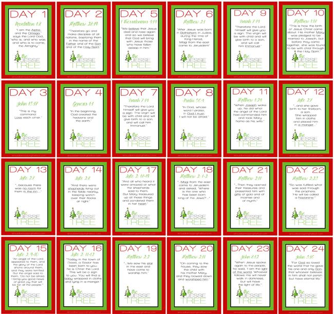Jesse+Tree+Symbols+Printable Jesse Tree Christmas Tradition