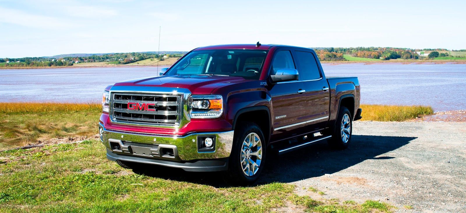 detai sierra location shows metallic front cab grill chevrolet silverado end off gm detail in slt and iridium gmc crew