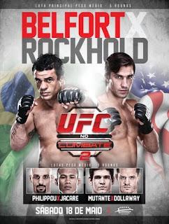Download – UFC no Combate 2: Belfort vs. Rockhold - COMPLETO – HDTV