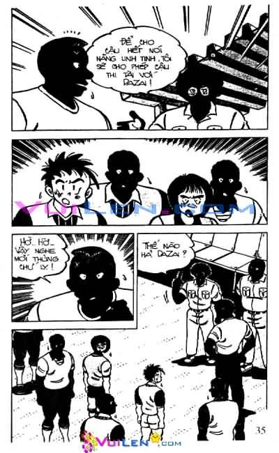 Jindodinho - Đường Dẫn Đến Khung Thành III  Tập 47 page 35 Congtruyen24h