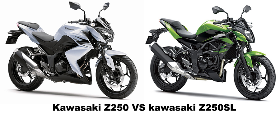 parallel twin vs single cylinder, naked bike