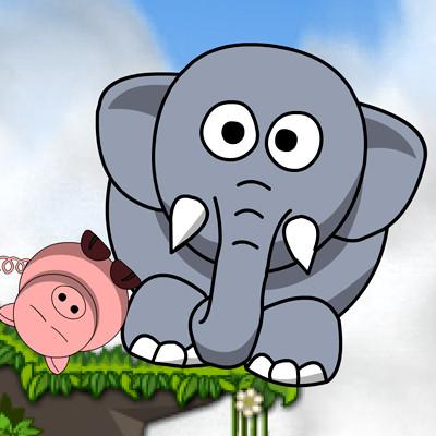 Snurkende olifant