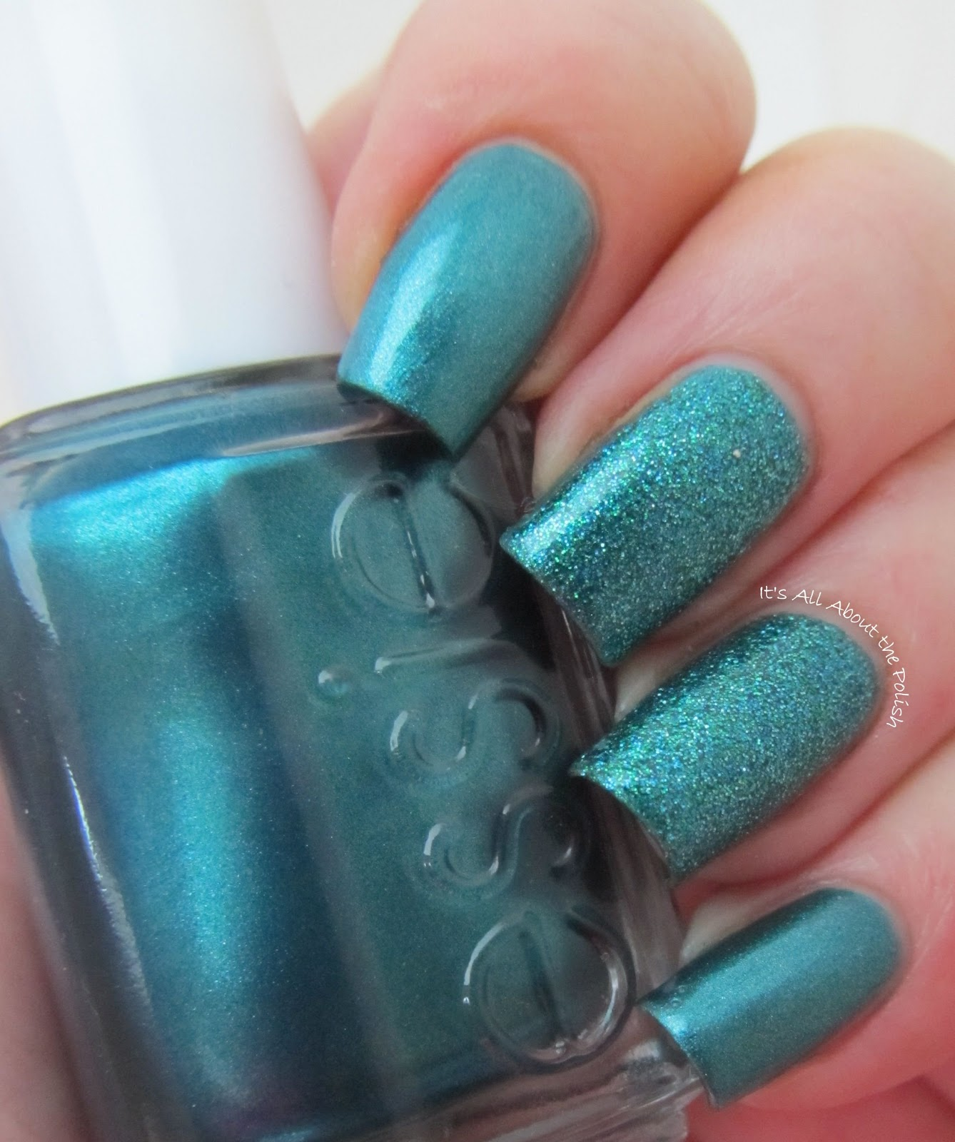 It\'s all about the polish: Essie Trophy Wife and butter London ...