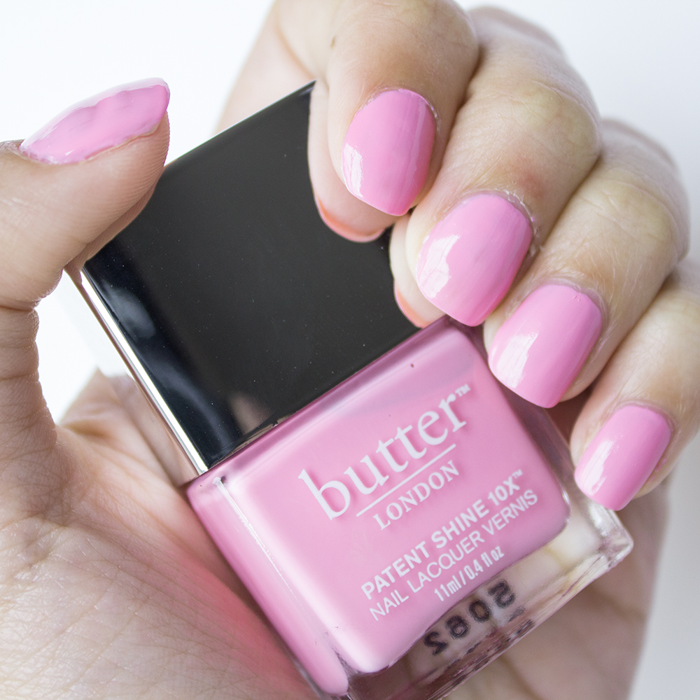 Little Blushing Birdie: Butter London Patent Shine 10x Review