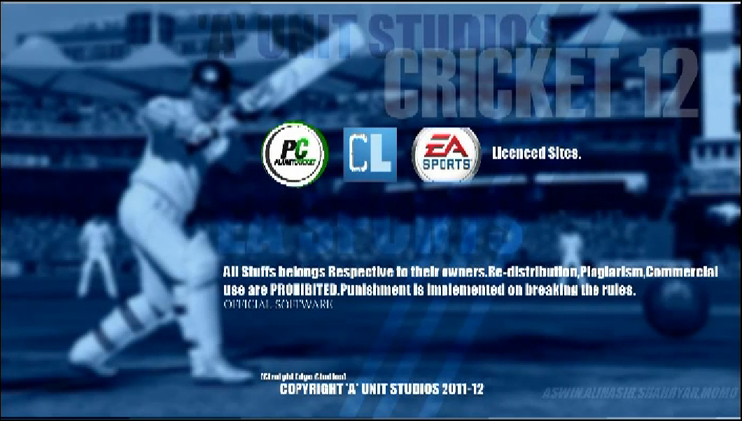 Ashes cricket 2009 ipl 2012 patch download