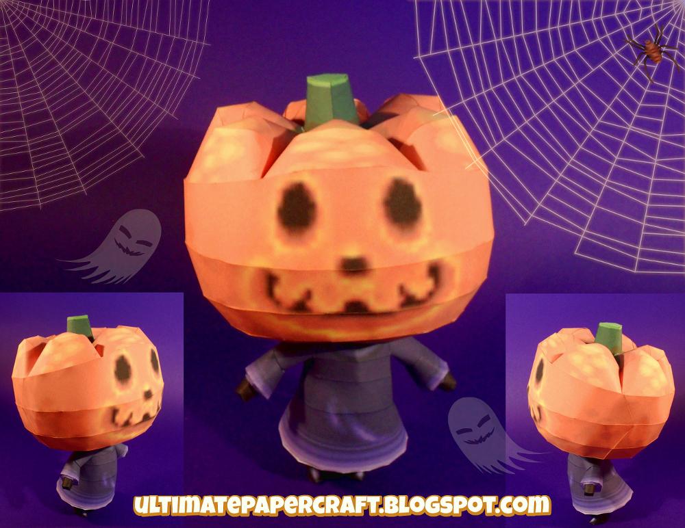 Jack (Halloween 2011)   Ultimate Papercraft