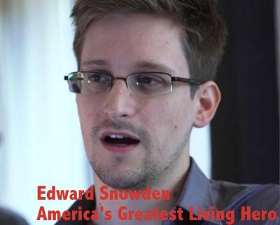 Edward Snowden, American Hero