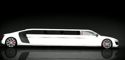 audi limousine - luxury limo cars