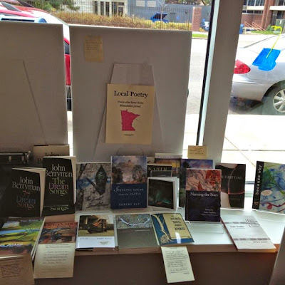 Local Poetry section at Common Good Books