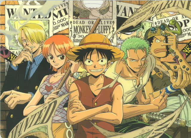 one piece - Wanted!!!