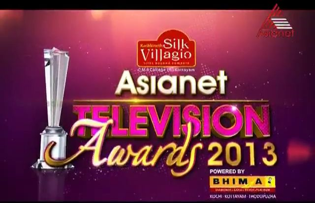 Asianet Serial Awards 2013
