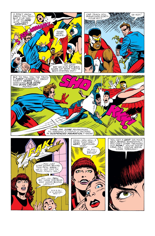 Captain America (1968) Issue #299 #227 - English 17