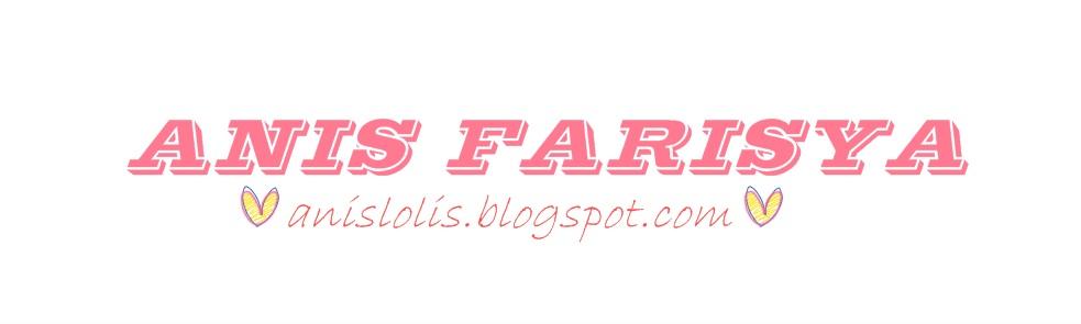 AnisLolis blogspot . . .