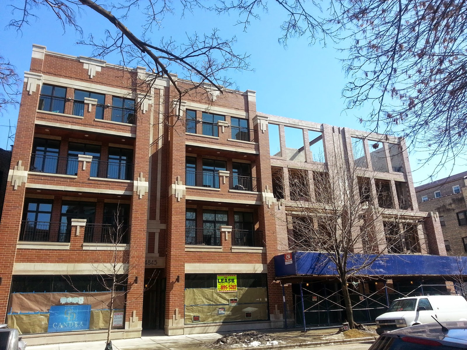 The chicago real estate local ravenswood community for Ampersand chicago