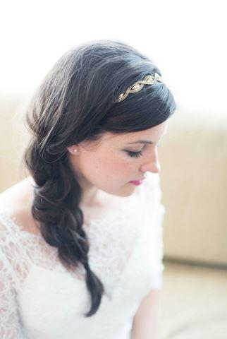 Những mẫu Tóc cô dâu thắt bím kiểu tóc cưới đẹp hiện đại và năng động