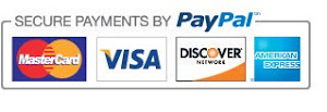 We are now accepting credit cards