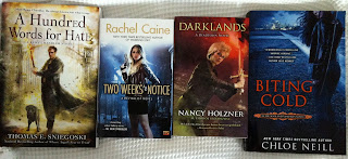 Contest Winners – August Book Giveaway