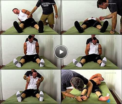 hot gay foot fetish video