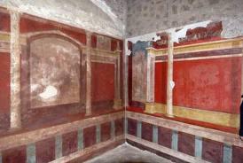 Villa D Giovanni Pompei Itinerario