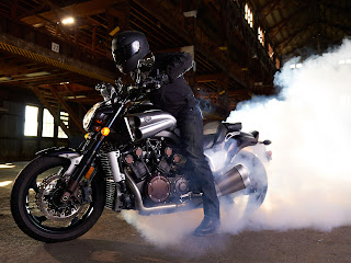 2013 Yamaha VMax VMX17 Motorcycle Photos 1