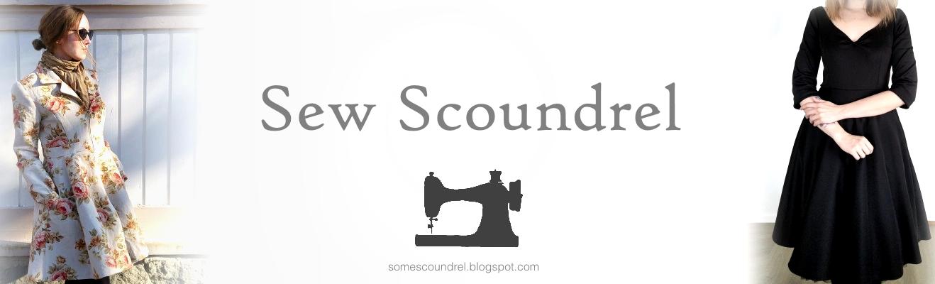 Sew Scoundrel