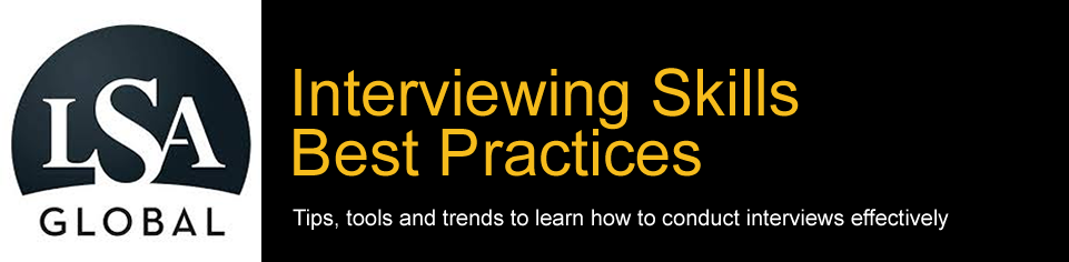 Interviewing Skills Training Best Practices Blog