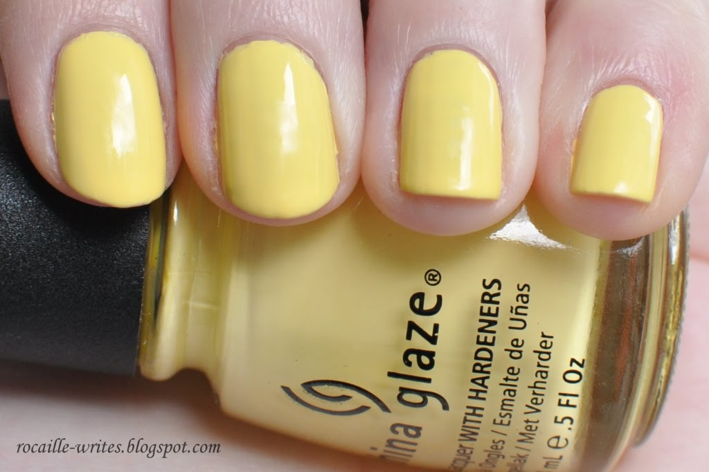 Pale Yellow Nail Polish | Best Nail Designs 2018