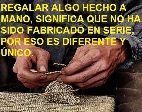Artesanía:
