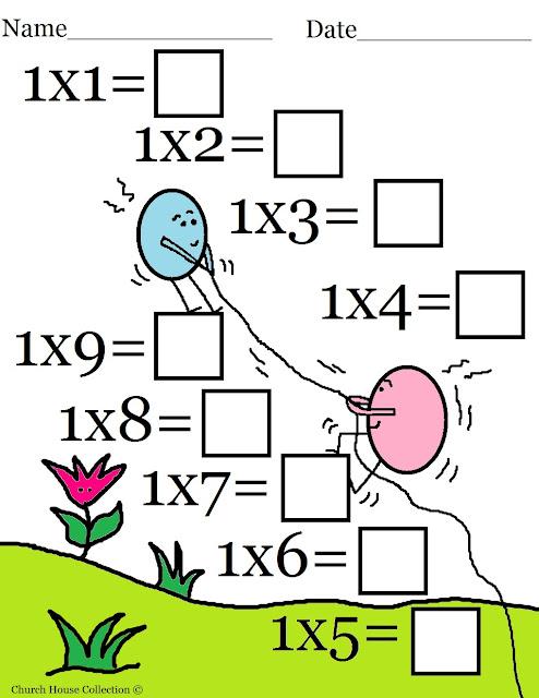 ... worksheet easter division worksheet fun math color by number worksheet