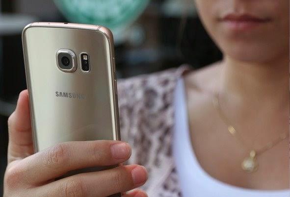 Bateria do Galaxy S6 Edge não é removível