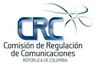 COMISION DE REGULACION DE COMUNICACIONES